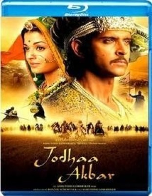 Jodha Akbar(Blu-ray Hindi)