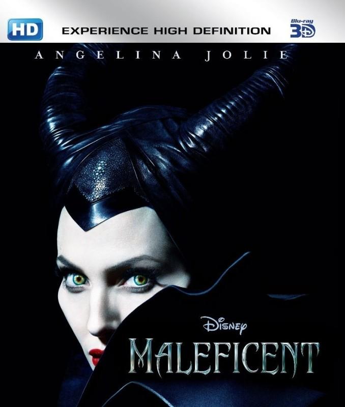 Maleficent(3D Blu-ray English)