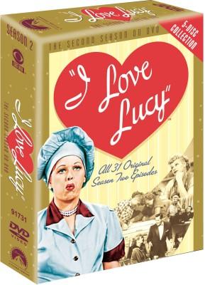 I Love Lucy Season - 2 2