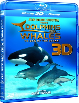 Dolphins And Whales : Tribes Of The Ocean 3D
