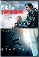 Edge Of Tomorrow / Gravity(DVD English)
