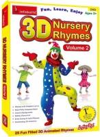 Infobells 3D Nursery Rhymes Vol. 2(DVD English)