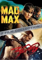 Mad Max Fury Road & 300: Rise Of An Empire - DVD(DVD English)