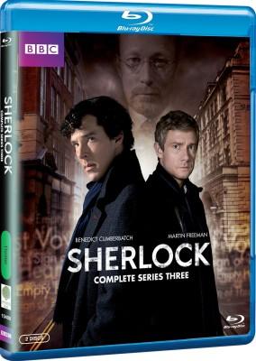Sherlock Complete Series Three 3