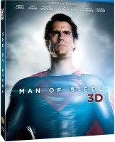 Man Of Steel - 3D(3D Blu-ray English)