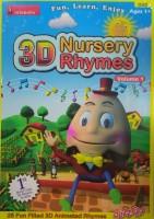 Infobells 3D Nursery Rhymes Vol. 1(DVD English)