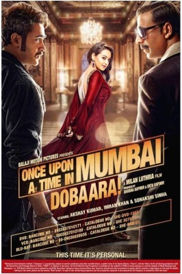 Once Upon A Time In Mumbaai - Dobaara!