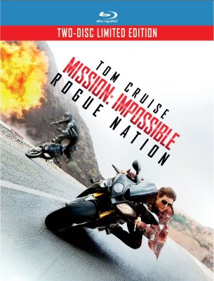 Mission: Impossible - Rogue Nation(Blu-ray English)