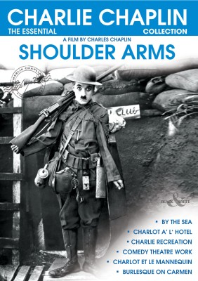 The Essential Charlie Chaplin Collection - Shoulder Arms (B & W)