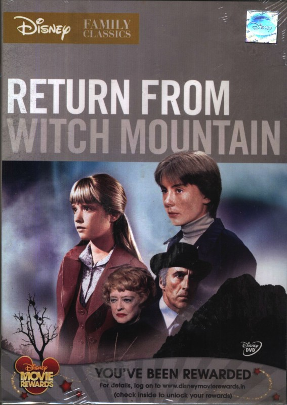 Return From Witch Mountain(English)
