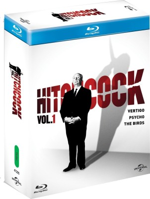 Hitchcock Vol. 1 - Vertigo / The Birds / Psycho