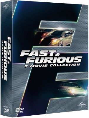 Fast & Furious (7 Movie Collection)