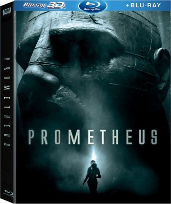 Prometheus 3D (Steel Book Edition)
