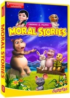 Moral Stories For Kids - Chinnu & Pappu(DVD English)