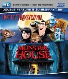 Hotel Transylvania / Monster House (3D B...