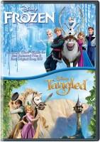 Frozen / Tangled(DVD English)
