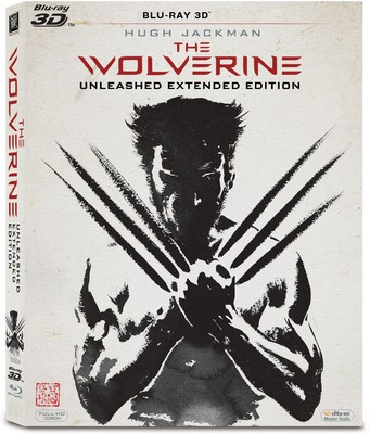 The Wolverine - 3D