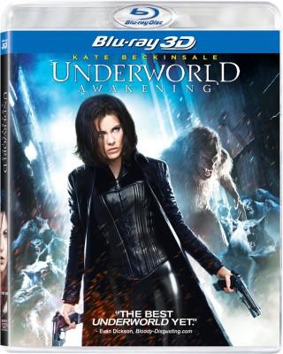 Underworld Awakening - 3D Blu Ray(3D Blu-ray English)