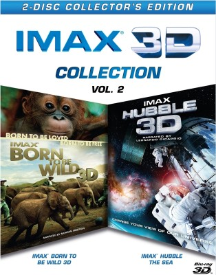 IMAX 3D Collection Complete