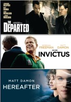 Matt Damon Collection - Departed / Hereafter / Invictus(DVD English)