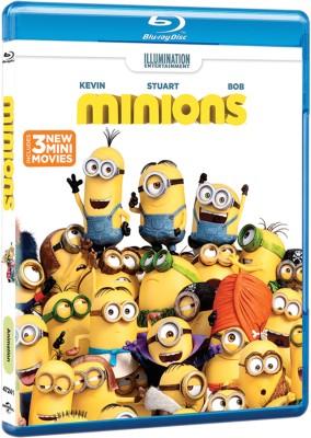 Minions(Blu-ray English)