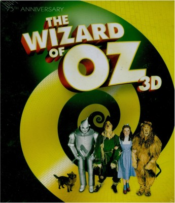 The Wizard Of Oz - 3D