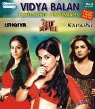 Vidya Balan 3 Movie Blu Ray Box Set (Blu...