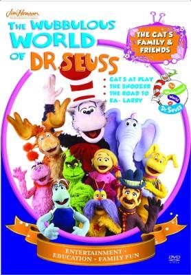 The Wubbulous World Of Dr. Seuss - The Cats Family & Friends