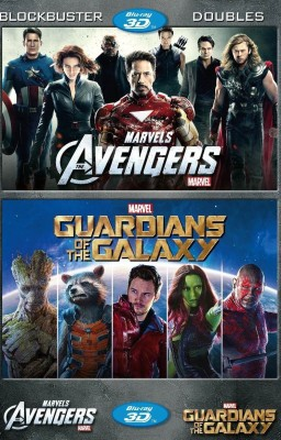 The Avengers / Guardians Of The Galaxy