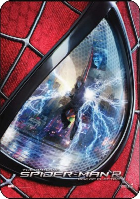 The Amazing Spider-Man 2 - Rise Of Electro (Steelbook)(3D Blu-ray English)