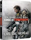 Edge Of Tomorrow 3D (3D Blu-ray English)