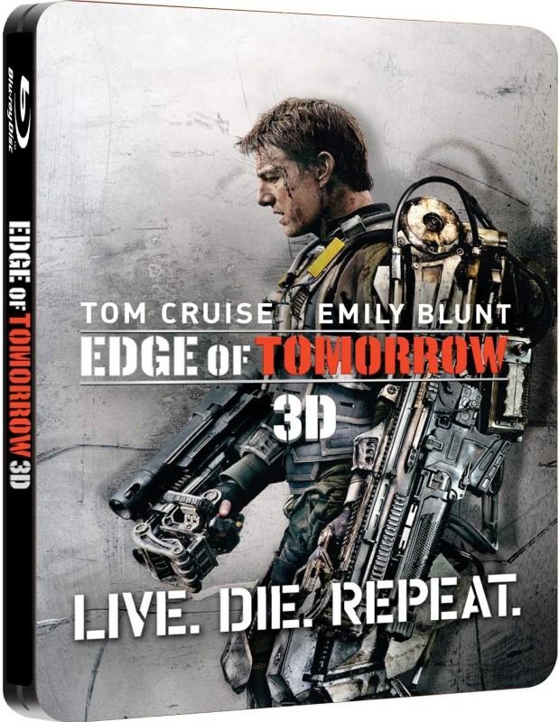 Edge Of Tomorrow 3D(3D Blu-ray English)