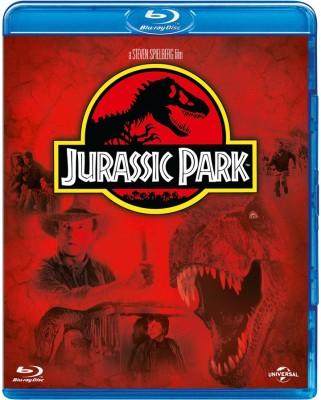 Jurassic Park(Blu-ray English)