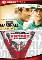 Double Bill - We Are Marshall / Victory(DVD English)