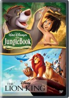 The Jungle Book / The Lion King(DVD English)