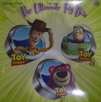 The Ultimate Toy Box(DVD English)