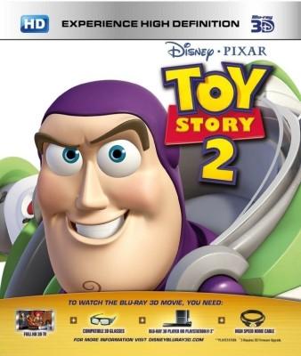 Toy Story - 2(3D Blu-ray English)