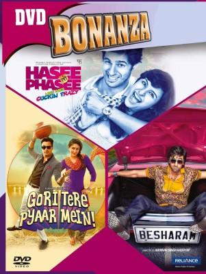 Hasee Toh Phasee / Gori Tere Pyaar Mein! / Besharam