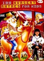 100 Nursery Rhymes For Kids(DVD English)