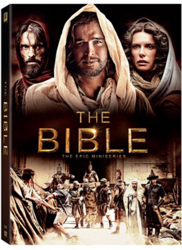 The Bible - 1 1(DVD English)