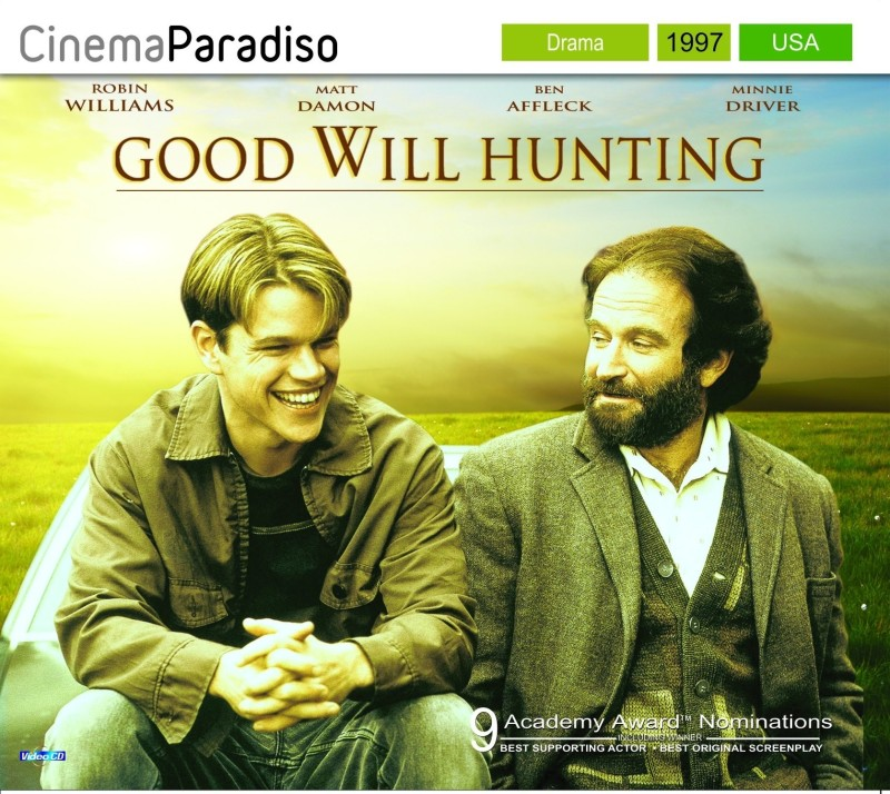 Good Will Hunting(English)
