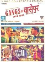 Best Of Anurag Kashyap: Gangs Of Wasseypur 1 & 2(DVD Hindi)