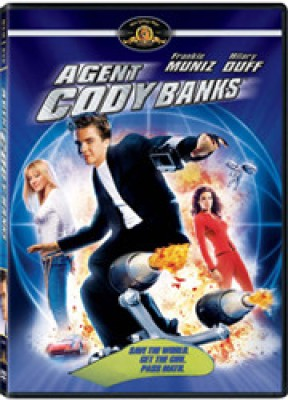 Agent Cody Banks(VCD English)