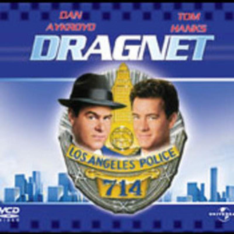 Dragnet(VCD English)