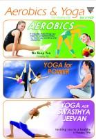 Aerobics & Yoga For Healthy Life(VCD Hindi)