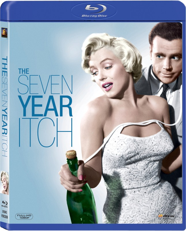 The Seven Year Itch(Blu-ray English)