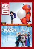 Big Hero 6 / Frozen(DVD English)