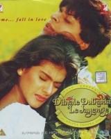 Dilwale Dulhania Le Jayenge(DVD Hindi)