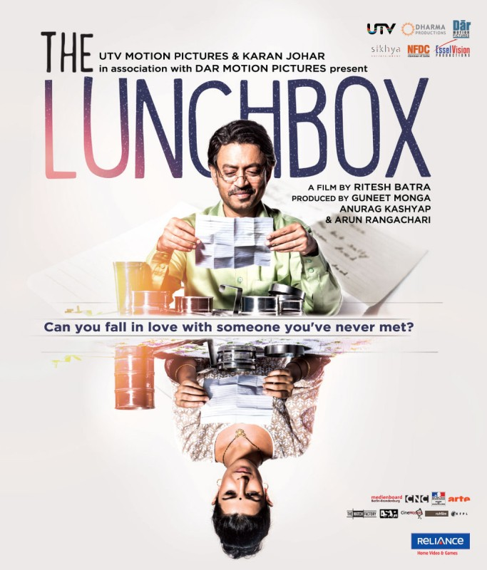 The Lunchbox(Blu-ray Hindi)