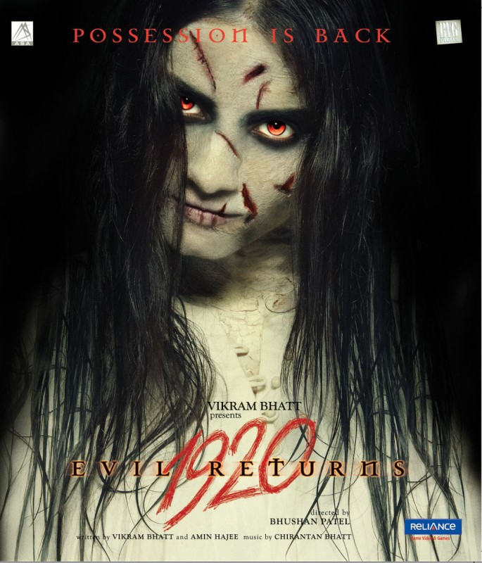 1920 : Evil Returns(Blu-ray Hindi)